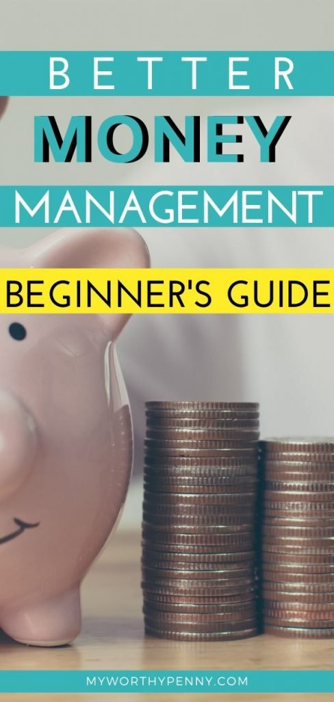 If you've been struggling with your money management, here are some beginners tips on better money management