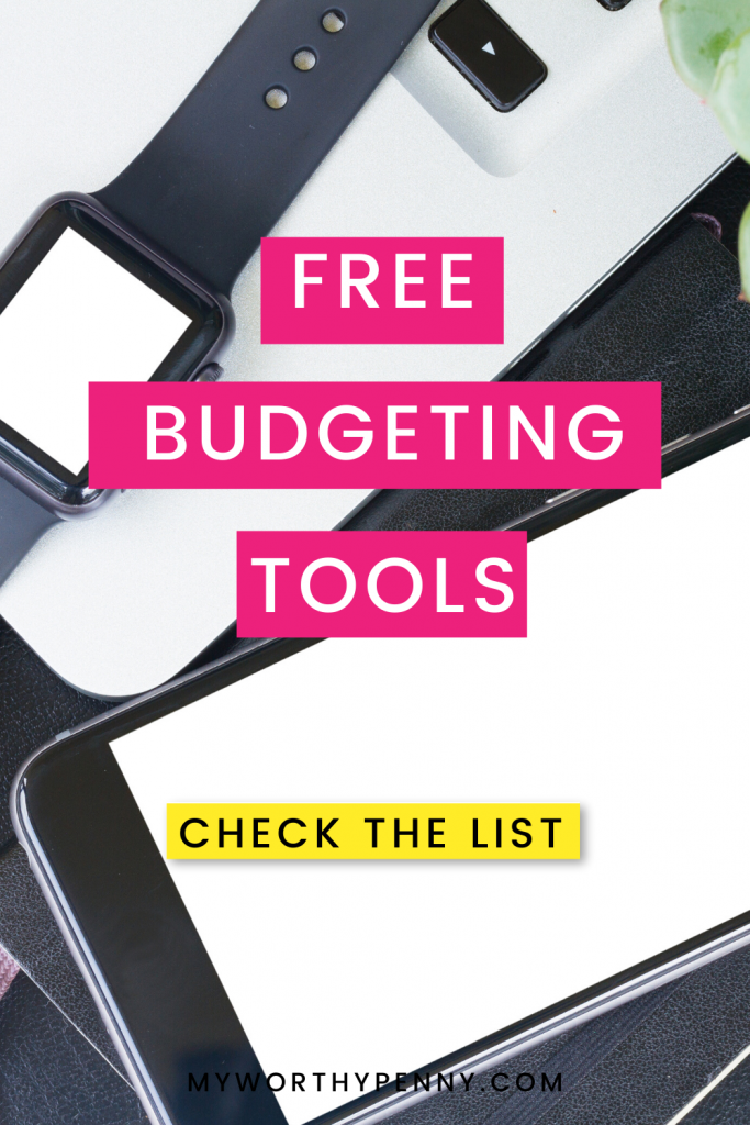 Best budgeting tools that are free to use.