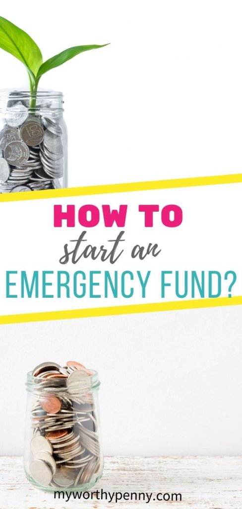 Curious about emergency fund? Here is How To Start An Emergency Fund.