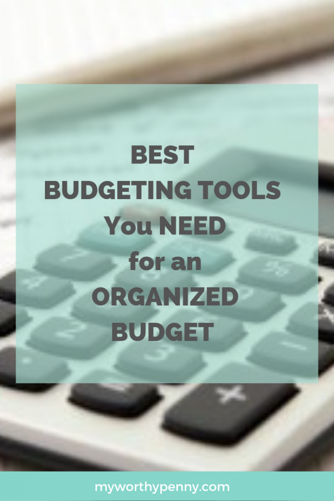 Best Budgeting Tools You Need For An Organized Budget