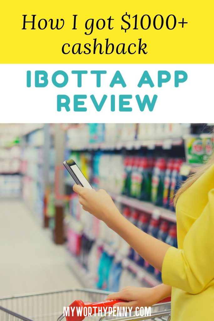 How to save money on groceries by using the Ibotta app