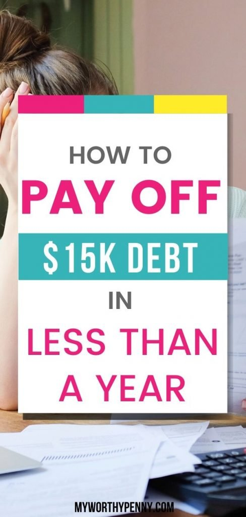 Are you currently dealing with debt and in need of motivation? Check out these success stories of on how to pay off debt of over 15K in less than a year.