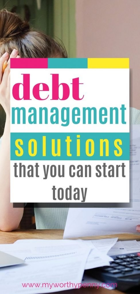 If you are dealing and struggling with debt, here are Debt Management Solutions That You Can Start Today.