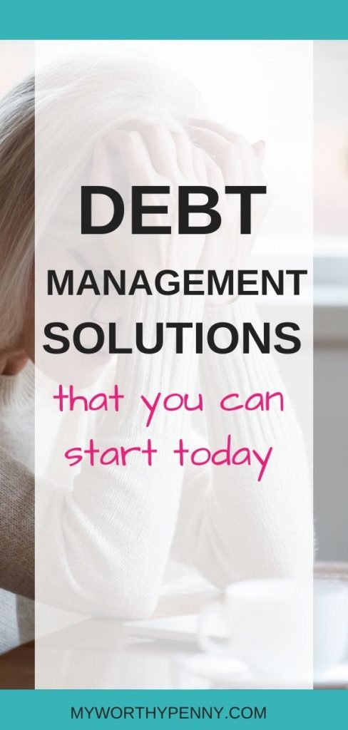 If you are dealing with debt, here are Debt Management Solutions That You Can Start Today.