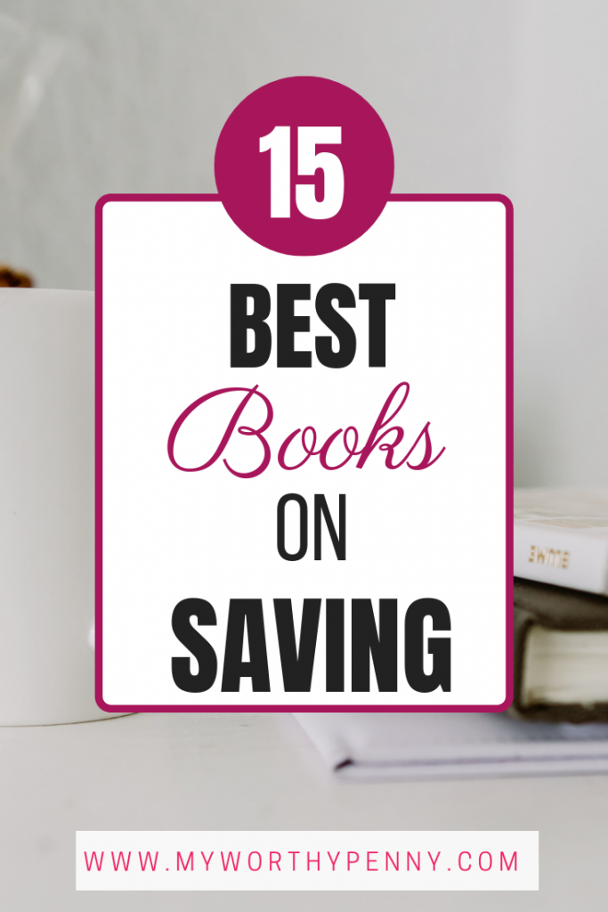 15 BEST BOOKS ON SAVING MONEY