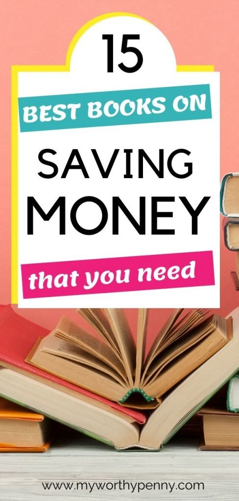 If you are looking on learning how to save money, here are some of the best books on saving money out there.