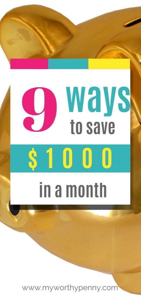 If you are looking for some ways to save money monthly, here are ways to save money monthly.