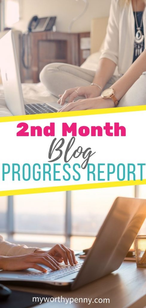 Check out how I did on My 2nd Month Blog Income Report