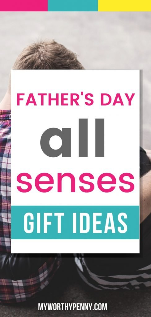 Here are some of the best all senses gift ideas for Father's Day.