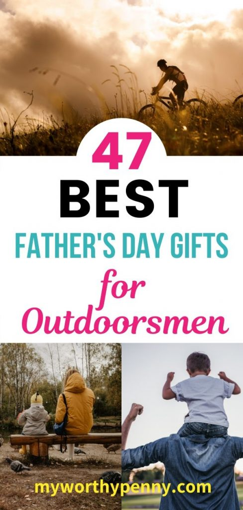 If you have a dad in your life who loves the outdoors, here are the Best Father's Day Gifts For Outdoorsmen.