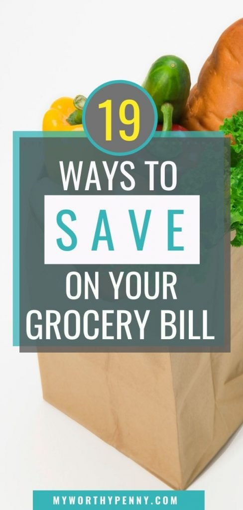 Grocery bill can be very expensive. However, there are way to save on grocery bill, here are some of the tips.