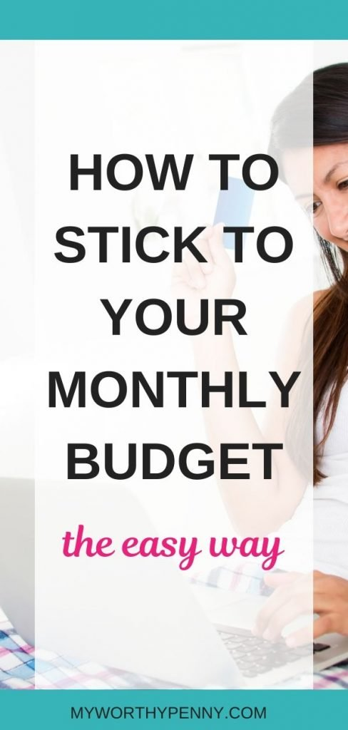 Constantly blowing your budget? Here are the best tips on how to stick to a budget.