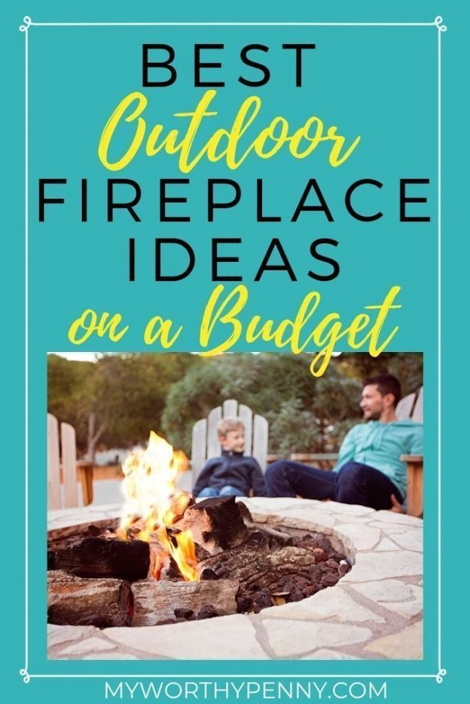 Outdoor Fireplace Ideas On A Budget-Outdoor Fire Pit On A Budget-Affordable Outdoor Fireplace