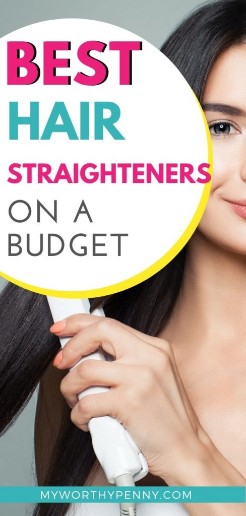 Here is a list of the best hair straighteners on a budget.
