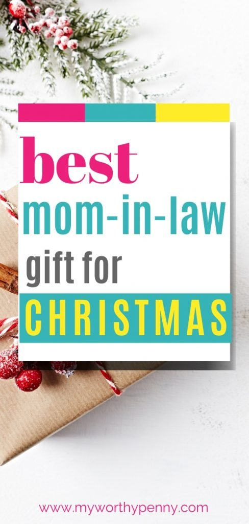 If you are looking for what to get your mother in law for Christmas, here are some of the best mother in law gift ideas. #christmasgiftmotherinlaw