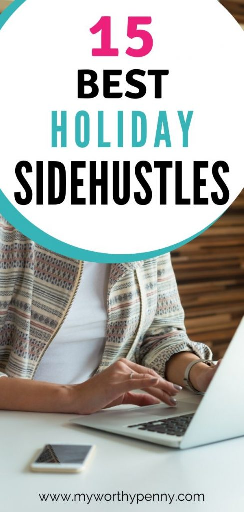 If you want a side hustle for vacation money, here are some of the best holiday side hustles that you can do now.