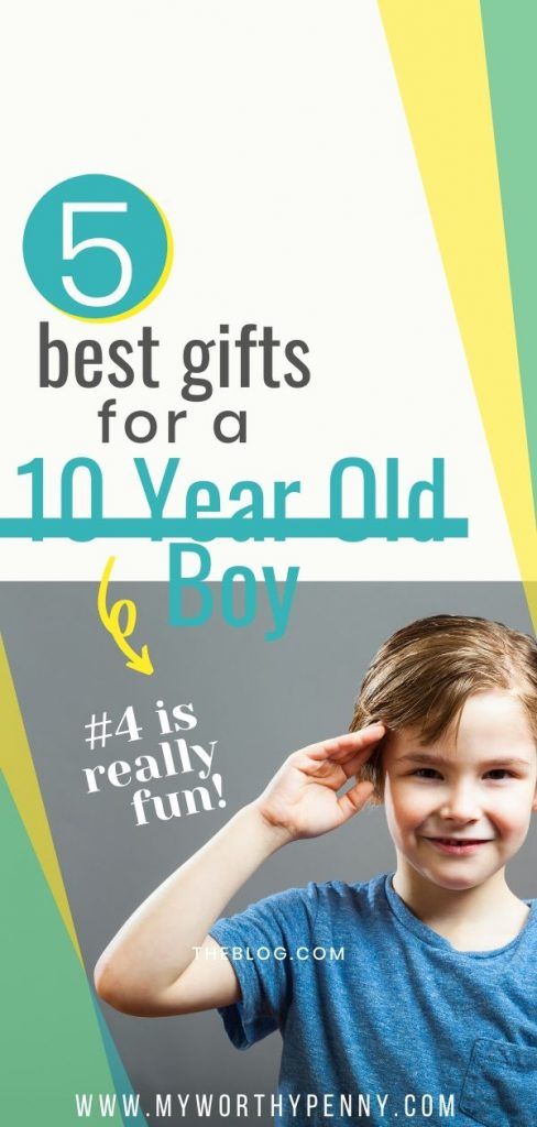 Looking for what to gift a 10 year old boy? Here are some of the best ideas.
