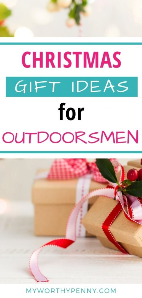 Best Christmas Gift For Outdoorsmen-Gift Ideas For Outdoorsy Men-Gift Ideas for Outdoors