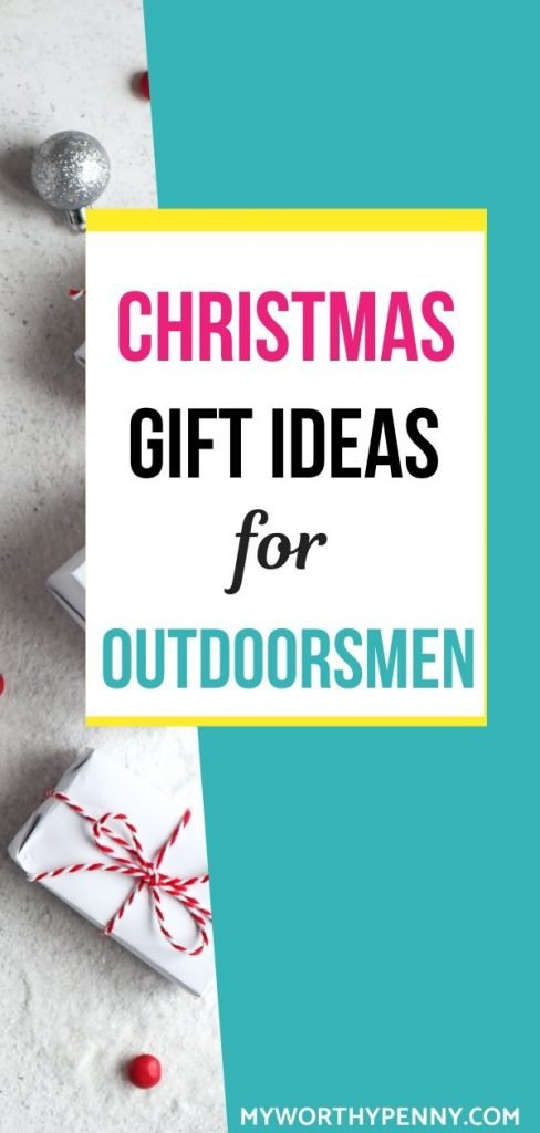 looking for Christmas gift ideas? Here are some of the best Christmas Gift Ideas For Outdoorsmen.