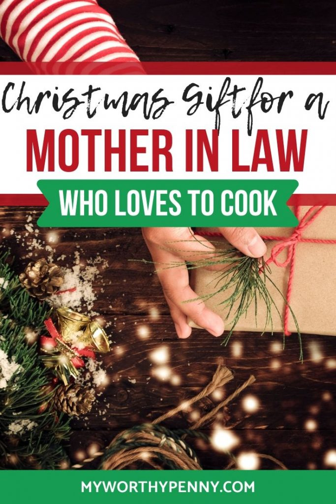 Christmas Gift For A Mother in Law Who Loves to Cook-Christmas Gift For the Mother In Law- Christmas Gift For A Mother In Law-Good Christmas Gift For Your Mother In Law-Christmas Presents For A Mother In Law