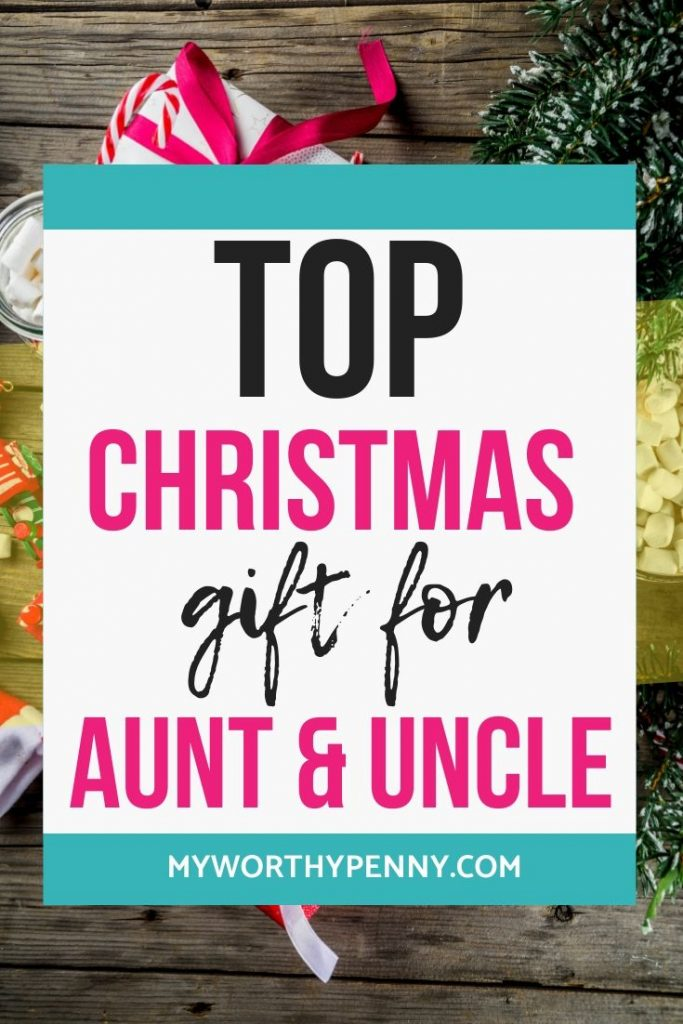 Top Christmas GIft For Aunt and Uncle-Christmas gift for your Aunt and Uncle-Aunt and Uncle Christmas Gift