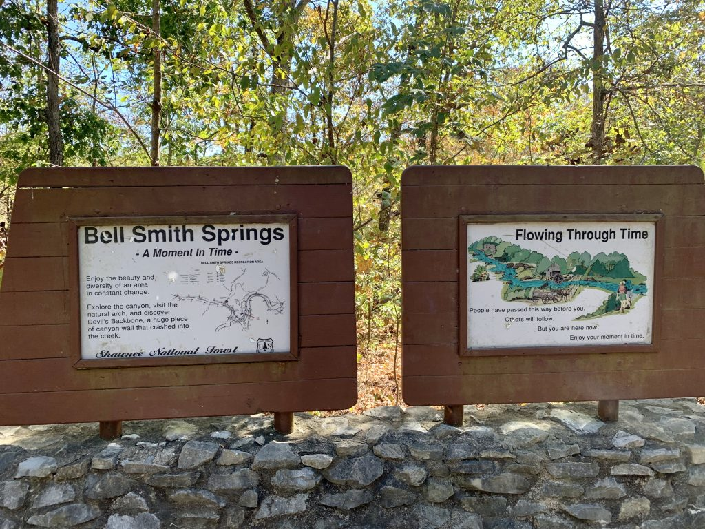 Bell-Smith Spring Recreational Area-Shawnee National Forest-My Worthy Penny