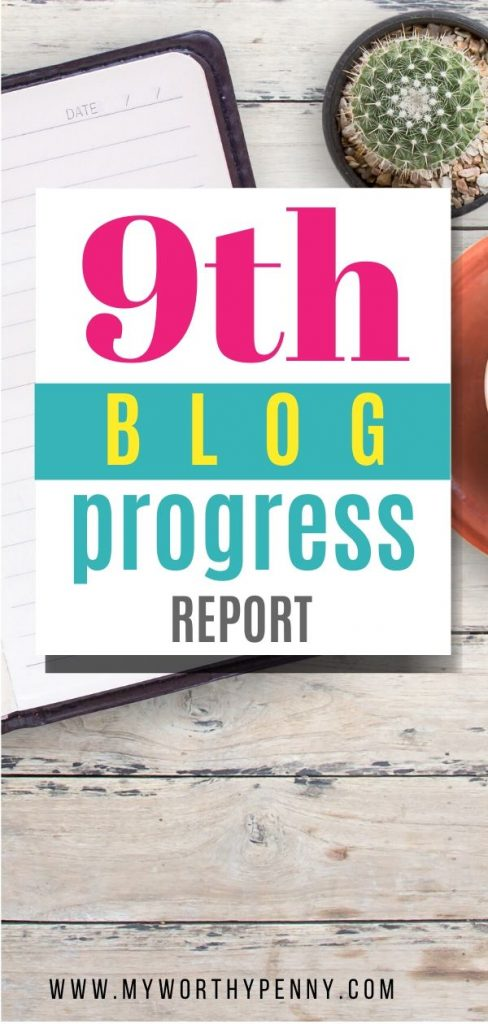 Details and stats of a 9 month old blog. Check out this 9th month blog report.