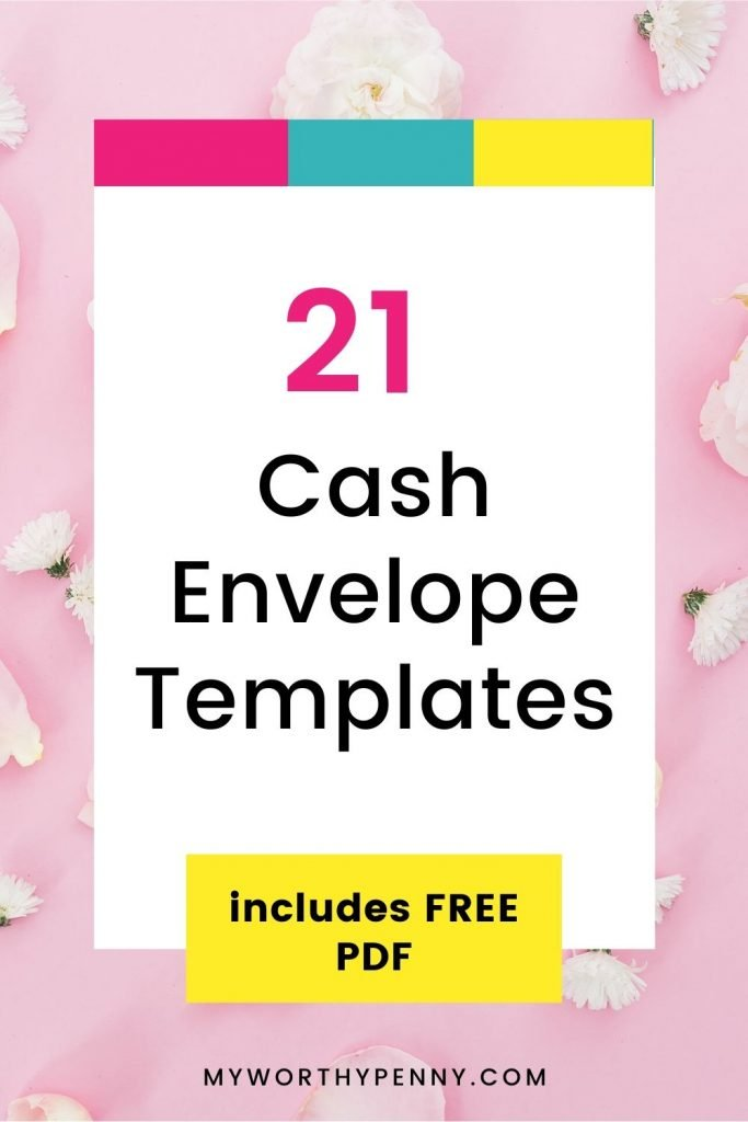 Looking for cash envelope templates? Here are some of the best printable money envelope template pdf that you can start using now.