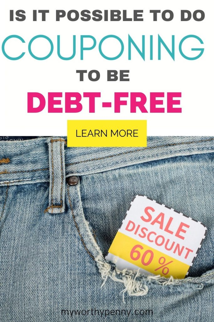 how to coupon to be debt free