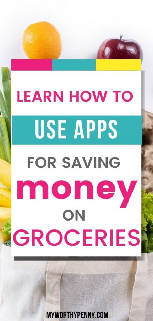 Her are some apps that can help you save money on your grocery bill.