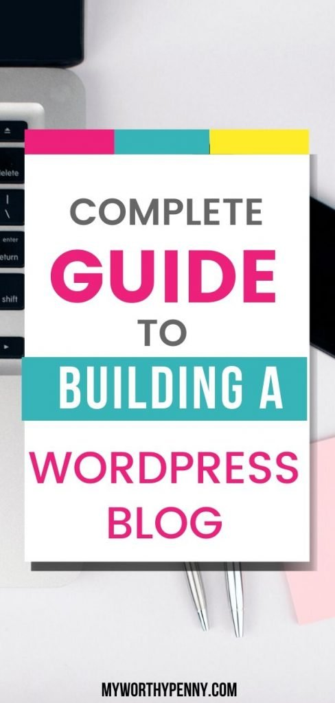 Complete Guide To Building A WordPress Website