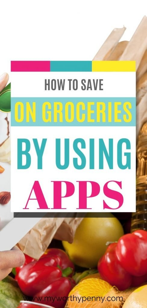 If you are looking for ways to save money on your groceries, check out these easy to use apps.