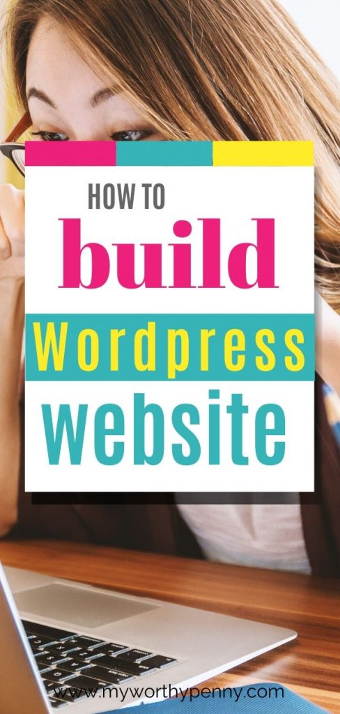 Here is a step by step guide on building a WordPress website that you can do as a beginner.