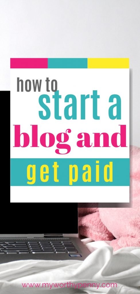 Here are some tips on how to start a blog and get paid from it.