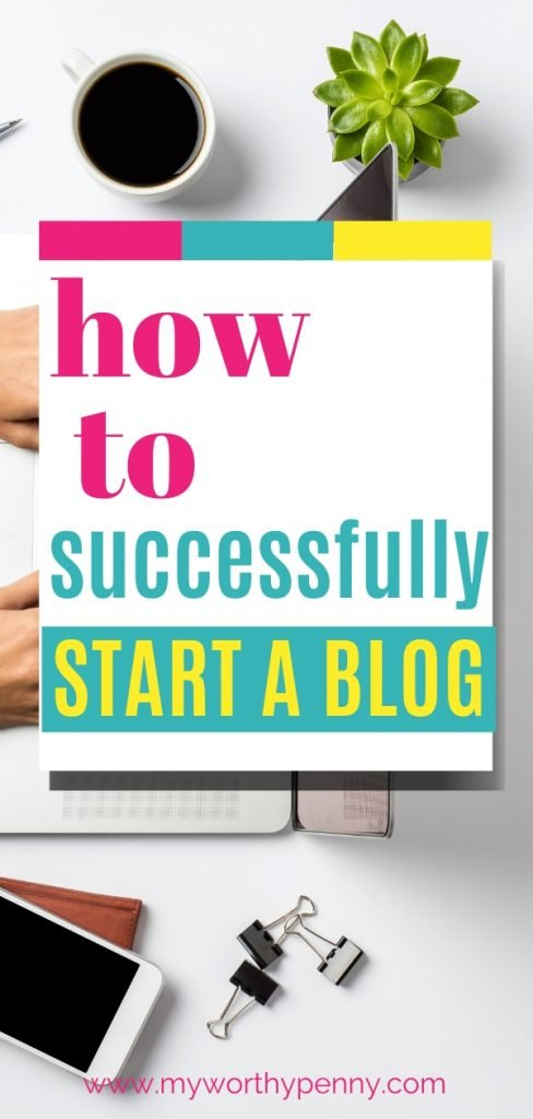 Tips on how to successfully start a blog for less.