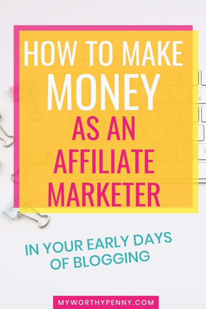 If you are a new blogger, here is how you can make money as an affiliate marketer.