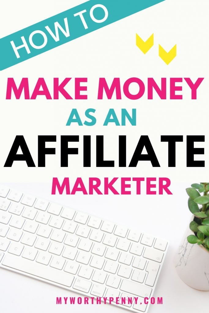 You can make money as an affiliate marketer in your early days of blogging, here is how.
