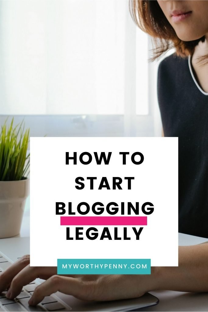 Are you blogging legally? If not, you should, her is how.