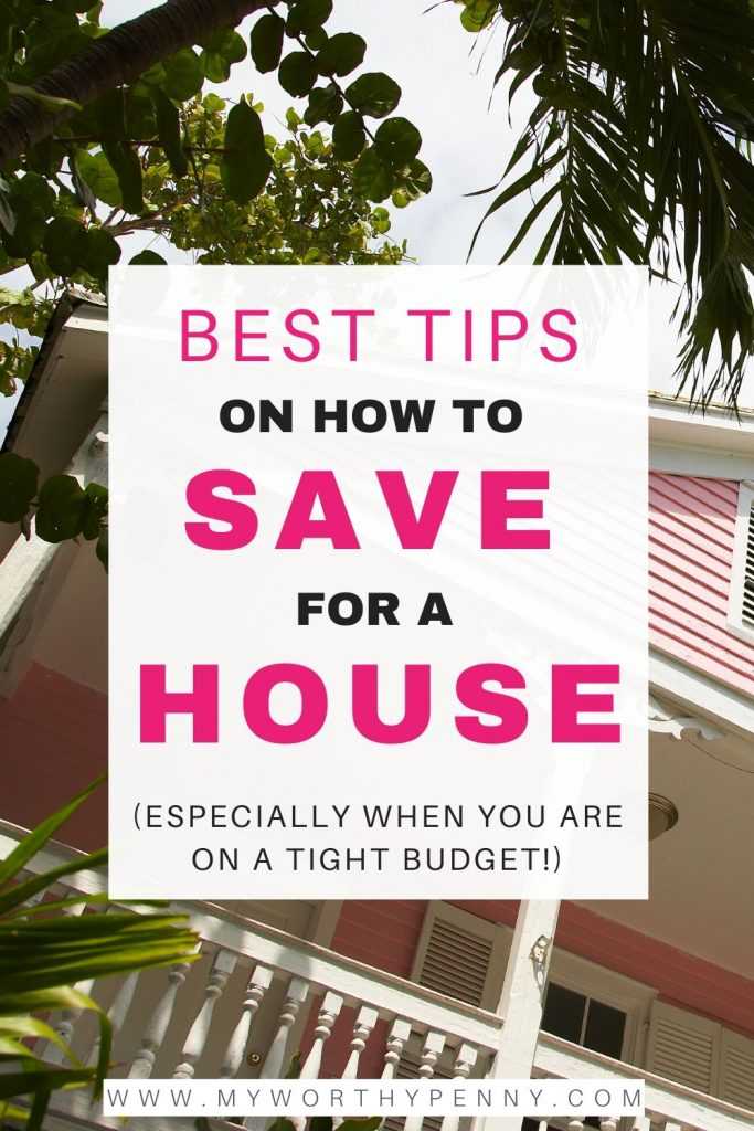Tips on how to save to buy a house that you need to know when saving for your first house.