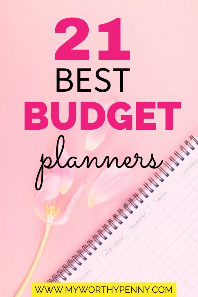 best-financial-budget-planner