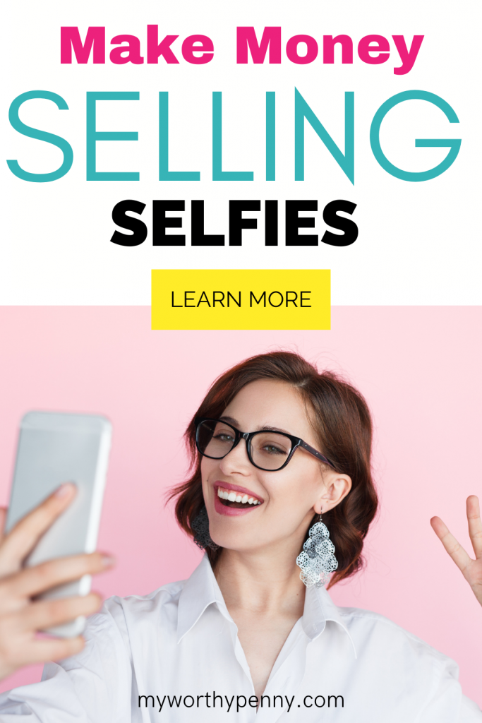 Looking to make extra cash? Here is a interesting way to make money by selling pictures of yourself. Check it out.