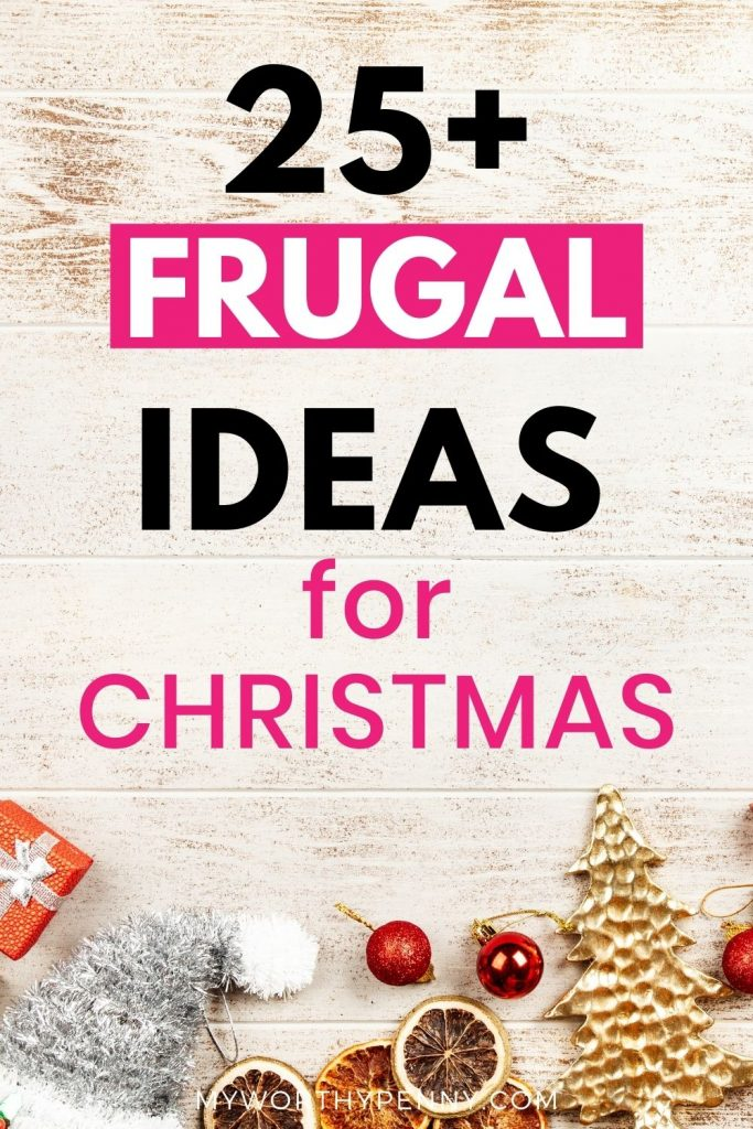 Here are the best frugal tips that you can do to celebrate Christmas so that you will not be in debt after the holidays.