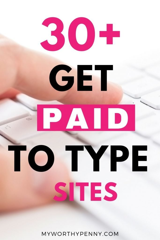 Here are the best opportunities to make money by typing online. These platforms will help you make extra money writing.