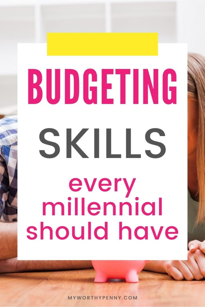 Here are the budgeting skills that every millennial should have in order to have stable finances.