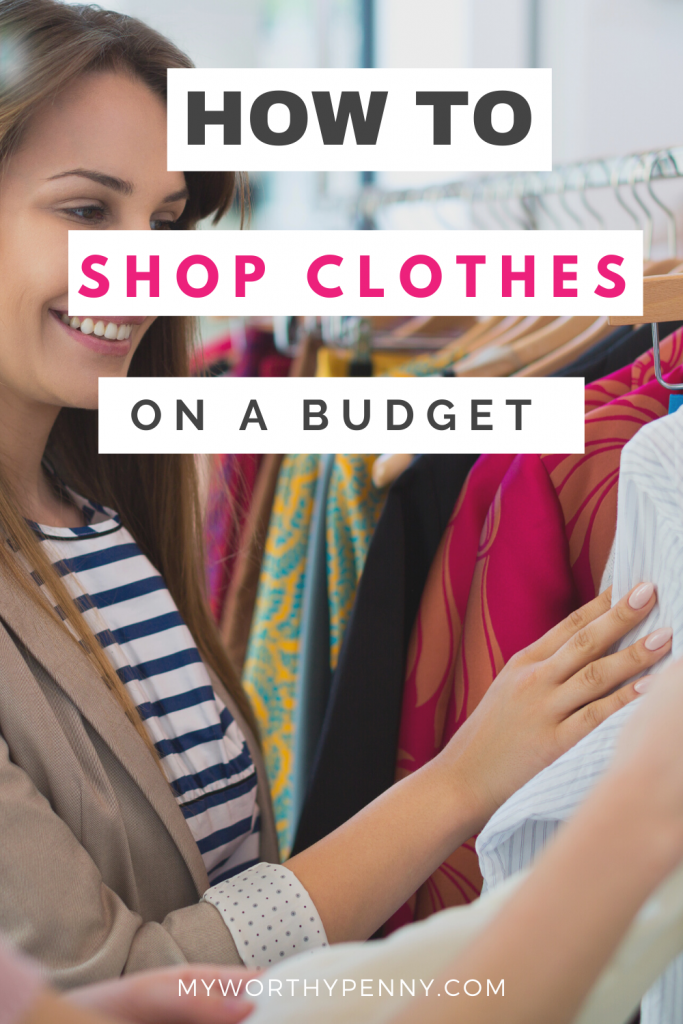 Looking to save on clothes? Here are the best tips on how to shop for clothes on a budget that will save you tons of money. Check it out.
