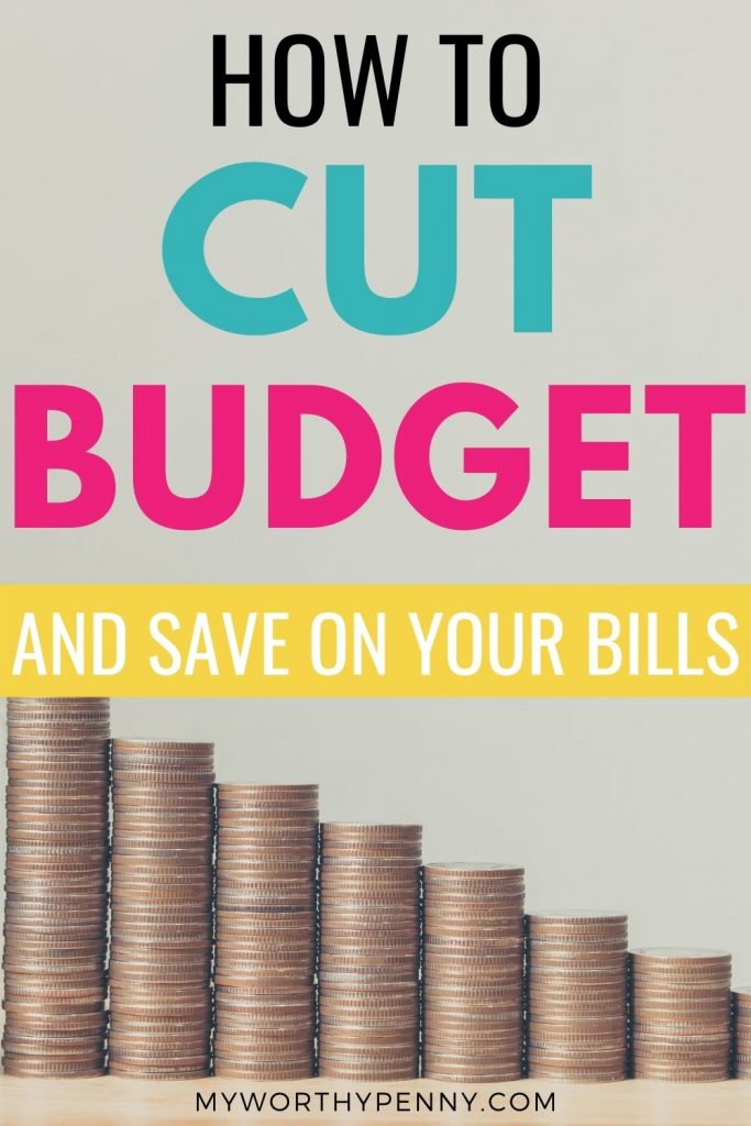 How To Cut Budget And Save On Your Monthly Bills