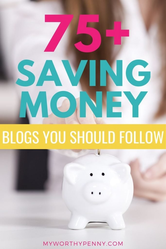 If you are looking for the best blogs on saving money, here are over 75 blogs that you should follow and be inspired.