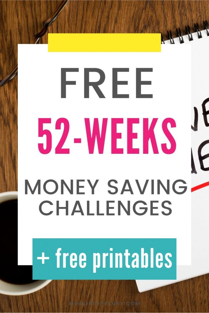 Considering doing the 52-weeks money saving challenges to boost your savings and achieve your financial goals.