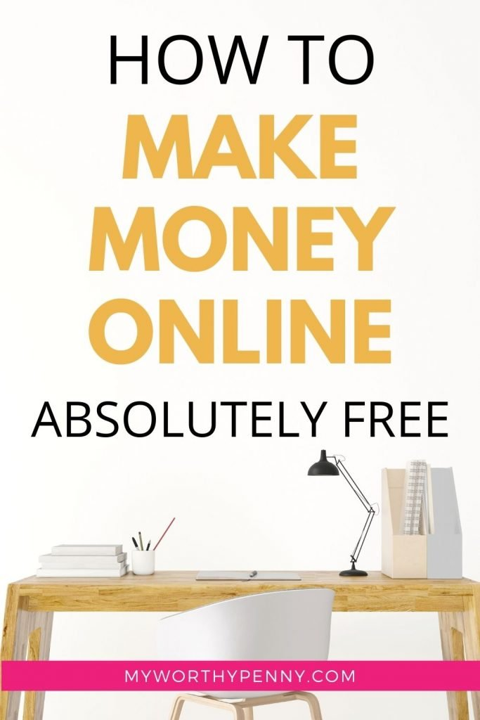 Here are 30+ ways on how to make money online absolutely free that you can do now.