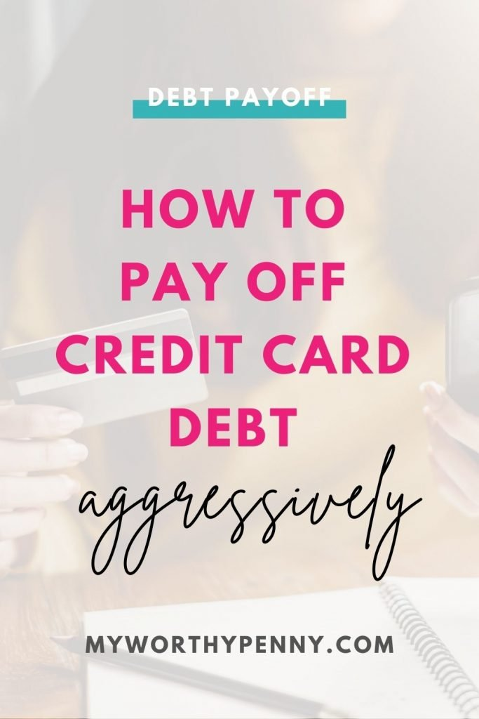Dealing with debt can be frustrating especially if you are dealing with lots of credit card debts. Here are the best tips on how to aggressively pay off credit card debts to you can be debt free.